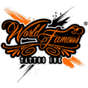 LOGO WORD FAMOUS